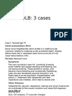 Workshop Cases