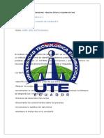 Consulta Amef, Qfd, Histograma