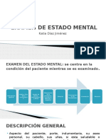 Examen de Estado Mental