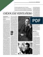 CHEJOV-VEINTEAÑERO