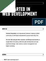 Get Started inGet Started in Web Development