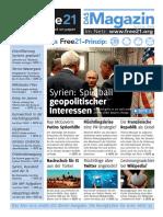 Free21 Magazin