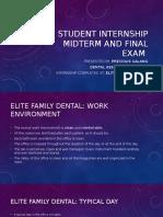 dental internship