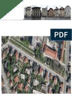 Ljubljana, Mirje - vile ob obzidju
