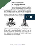 1894 obli a history of regimental headdress wd