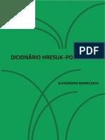 Dicionario Hresuk - Portugues