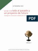 Pasado y Futuro de La Didácticas de Las Ciencias Sociales