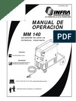 INFRA MM 140
