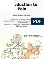 Introduction to Pain