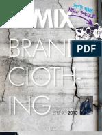 Remix brand clothing Spring / Summer 2010 fashion catalog