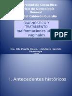 4.Diagnostico y Tratamientos de Malformaciones Del Aparato Reproductor Femenino