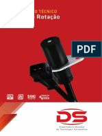 Sensor RPM Doblo