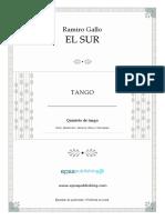 Gallo-GALLO ElSur Quinteto