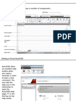 AutoCAD Beginners