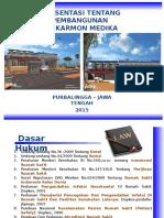 Proposal Karmon Pembangunan Rs Karmon (Studi Aktual)