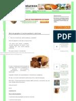 Gingerbread Es Saludable y Delicioso Refrigerio _ Healing Natureza.com.Br