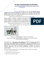 ARTIGO - COMUNICAÇÃO - Gerenciamento das Comunicações em Projetos (Mario Trentim).docx