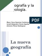 Geografía yarqueología.