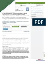 Daño Peroxidativo de Leucocitos