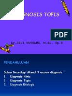 Diagnosis Topis SA