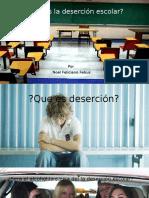 La Deserción Escolar.pptx