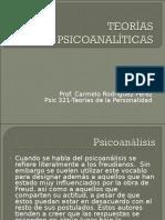 TALLER 2-TEORÍAS PSICOANALÍTICAS.ppt