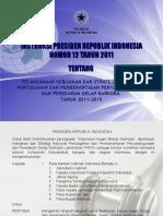 6. Paparan Inpres 12 Tahun 2011 Tentang Pelaksanaan P4GN