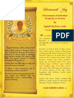 Shrimanth Yog Jagdish Ratra