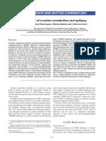 Epilepsia y errores del metabolismo de la creatina