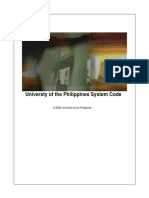 UP System Code
