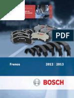 BAP_Technical_Resources-Sistema de Frenos-Catalogo Frenos Balatas 2012-2013