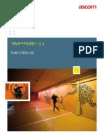TEMS Pocket User Manual