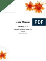 Mio c 520 Manual