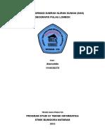 Sistem Informasi Daerah Aliran Sungai