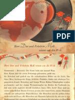 1938 - Telefunken - Herr Dur Und Fräulein Moll Reisen Um Die Welt