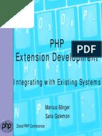 200610 Zend Conf Php Extension Development
