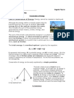 Energy Notes 3 - Conservation of Energy