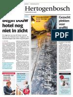 Brabants Dagblad editie Den Bosch/Bommelerwaard 16-01-2016