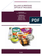 L'Emballage Alimentaire