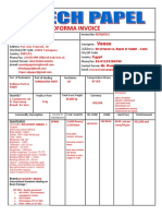 PROFORMA  INVOICE  FOR Venus TO EGYPT.pdf