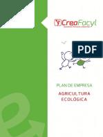 Plan de Empresa de Agricultura Ecolgica