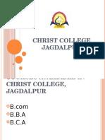 Christ College