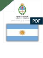 Album Monedas Argentinas
