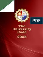 PLM University Code of 2005