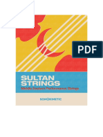 SultanStrings Reference Manual
