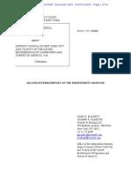 2nd Interim Report of the IM