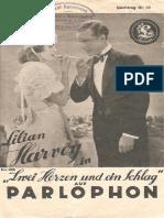 1932-03 - Parlophon März 1932 Nachtrag Nr. 18