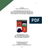 Ptk Kelas 5 Semester II Tp. 2014-2015