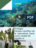 Ecologia Ket Semestral Ade2015