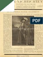 1926-08 - Vox-Nachrichten 1. Jahrgang Nummer 8